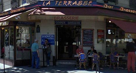 La Terrasse - Paris