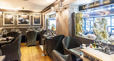 Le Bar à Huitres Montparnasse