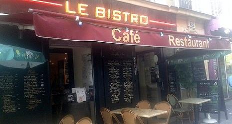 Le Bistrot - Paris