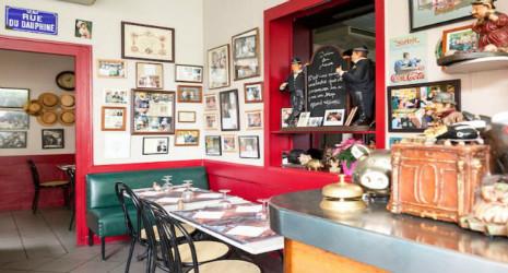 Le Café des Artisans  Le Bouchon de Muriel