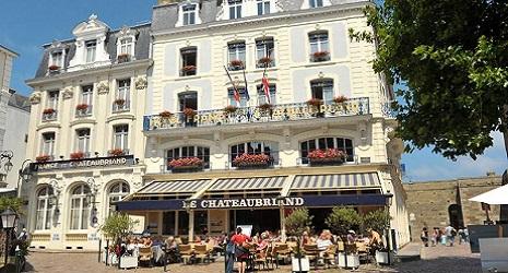 Le Chateaubriand - Saint-Malo