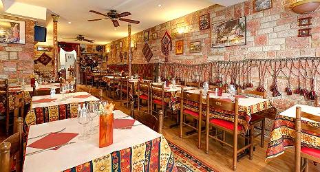 1 Repas Offert Au Restaurant Le Cheval De Troie Paris 12eme