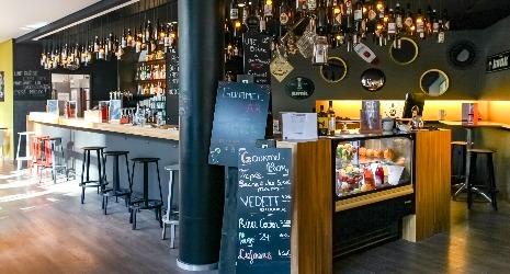 Le gourmet bar- Novotel centre gares