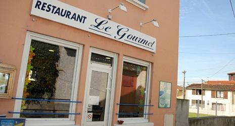 Le Gourmet - Montrond les Bains