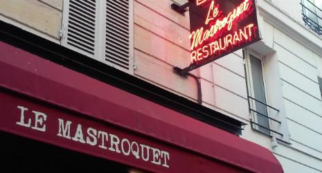 Le Mastroquet