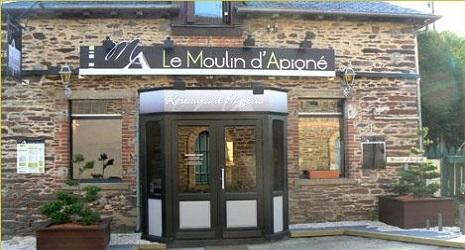 Le Moulin d'Apigné