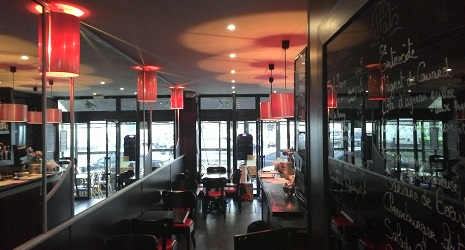 A free meal at the restaurant le petit maillot thanks to the card restopolitan - Restaurant le congres paris porte maillot ...