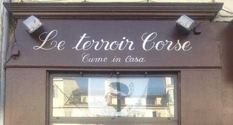 Le Terroir Corse
