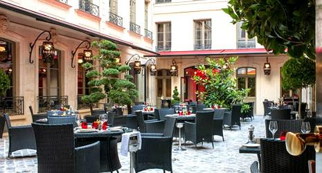 Le Vraymonde - Buddha Bar Hôtel