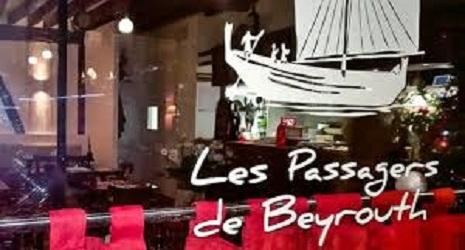 Les Passagers de Beyrouth