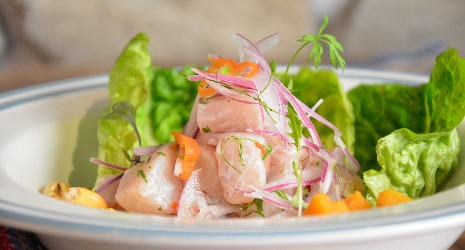Lima y Ceviche