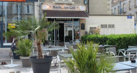 Carte Manhattan Cafe Poitiers