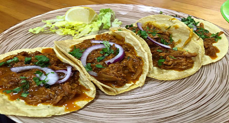 Mexicano La Taquería