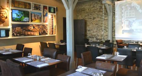 Monument Café - Château d'Angers