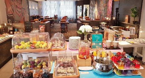 N'café - Novotel Lille Centre Grand Place