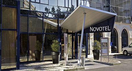 Novotel Café - La Rochelle