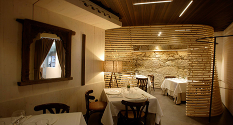 Pablo Gallego Restaurante