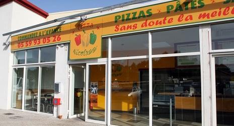 Pizza Nicolass'