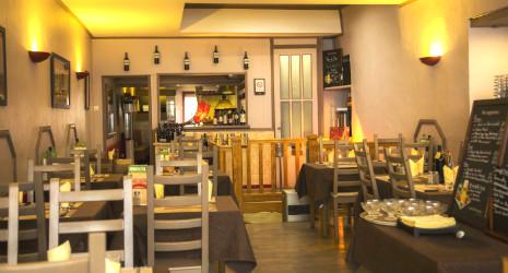 Pizzeria Da Fulvio le Grand Café