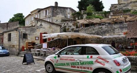 Pizzeria du Vieux Lavoir