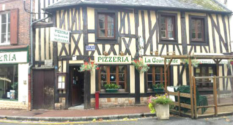 Pizzeria La Gourmande