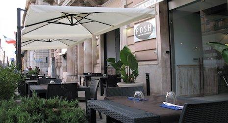 Posh Bar & Fish Restaurant
