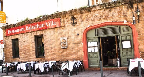 Rajasthan Villa