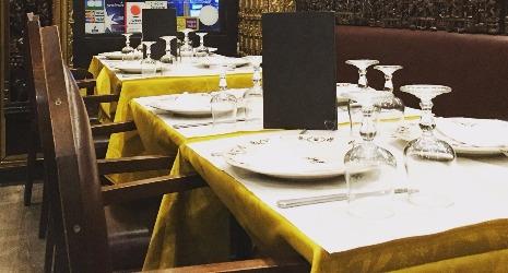 Restaurant Anooshey