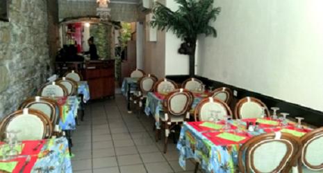 Restaurant des Îles