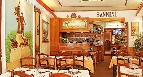 Restaurant Sannine Paris