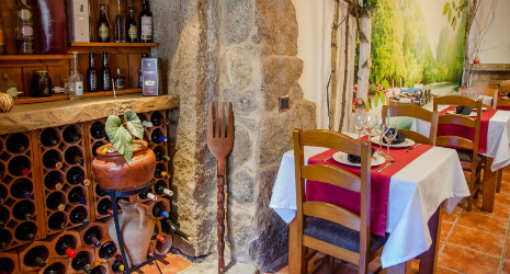 Restaurante Cumio