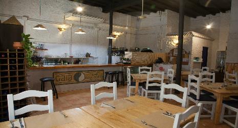 Restaurante Ecovegetariano Gaia