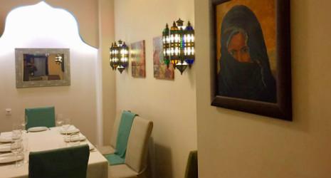 Restaurante Libanés Fairuz