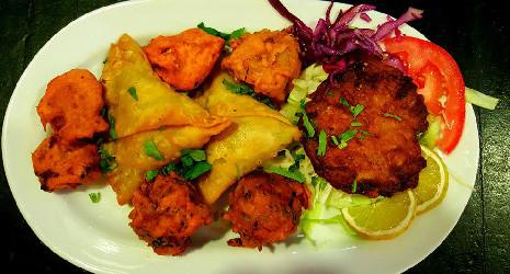 Shachi restaurant