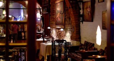 Tavern di Villa Cornèr