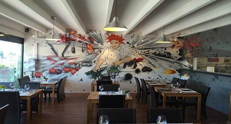 Restaurant tendances gourmandes portes les valence for Restaurant le loft portes les valence