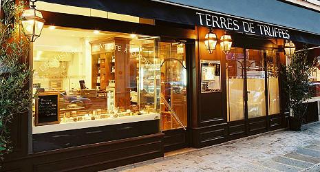 Terres de Truffes Paris