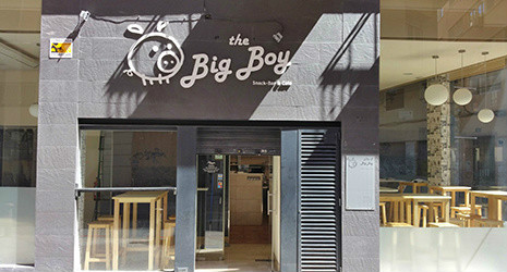 The Big Boy Snack Bar & Café