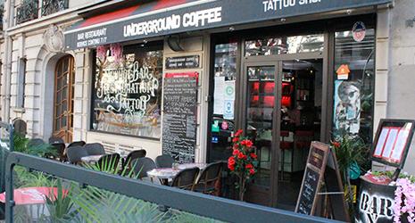 Underground Coffee 75