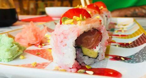 Waiki Tropical Sushi