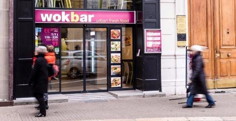 Wok Bar 38 - Vicat